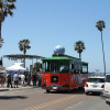 Thumbnail image for Ride the Trolley to the OB Street Fair