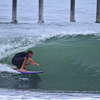 Thumbnail image for Surfin' at the shore in OB