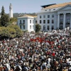 Thumbnail image for 5,000 Rally at UC Berkeley Against Budget Cuts / Increased Fees