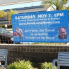 Thumbnail image for Point Lomans honor their deceased homeless man … too little and too late?
