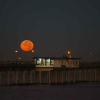 Thumbnail image for OB Moonset at the pier