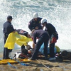Thumbnail image for Cliff Swim Turns Into Cliff Rescue – Photo Gallery