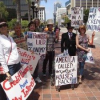 Thumbnail image for Coffee Party Action at Downtown Mega-Banks Reflects Sentiment for Bank Reform in Recent Poll
