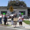Thumbnail image for With rally and petitions, Ocean Beach mobilizes to save its libraries