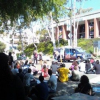 Thumbnail image for San Diego City College Protest Against Budget Cuts, April 15, 2011