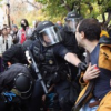 Thumbnail image for Denver Police Shoot Pepper Spray at OWS Demonstrators – 15 Arrested