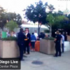 Thumbnail image for Police Erect Barricades at Plaza to Control Occupy San Diego
