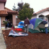 Thumbnail image for Occupy San Diego News: Reoccupation of Plaza and Occupation at Murrieta Foreclosure
