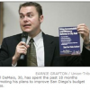 Thumbnail image for Fondly recalling the <i>Union-Tribune&#8217;s</i> introduction of Carl DeMaio