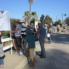 Thumbnail image for San Diego Women Occupy Lead Prop 37 Rally and Bannering on 163 Overpass