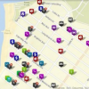 Thumbnail image for Concerns and Questions about Crime in Ocean Beach: Crime Map of Last 30 Days