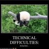 Thumbnail image for Experiencing Technical Difficulties : Please Stand By!