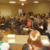 """Thumbnail image for OB Town Council Takes on the """"Marshmallow Wars"""" With Overflow Crowd"""