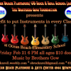 Thumbnail image for A Benefit to Put Musical Instruments in Every OB Elementary Classroom