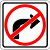 """Thumbnail image for City's Decision to Install """"No Turn on Red"""" Signs at Voltaire and Catalina Is Flawed – Signs Should Come Down"""