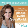 Thumbnail image for PETA and the ACLU Sue San Diego Airport for Rejecting Anti-SeaWorld Ad