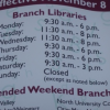 Thumbnail image for New Hours at the OB Library
