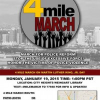 Thumbnail image for San Diego's #4MILEMARCH – Today – Monday, January 19