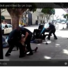 Thumbnail image for The Viral Video of LA Cops Shooting Homeless Man