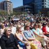 Thumbnail image for Hundreds Turn Out for Mike Hardin Memorial in Petco Park