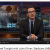 Thumbnail image for Comedian John Oliver Gives San Diegans Some Advice in How to Deal With Chargers and the Stadium