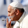 Thumbnail image for Does the Pope Smoke Dope?