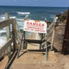 Thumbnail image for Stairs to Beach at Bermuda Avenue Have Collapsed