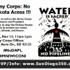 Thumbnail image for Standing Rock Solidarity Action at San Diego Army Corps of Engineers – Tues., Nov. 15th