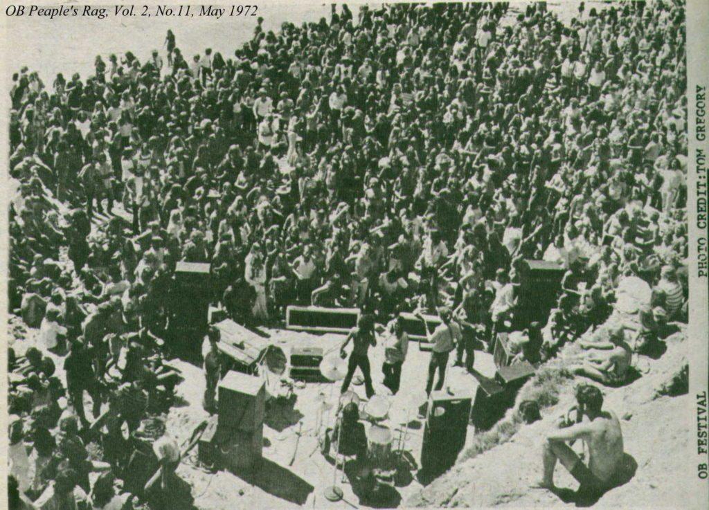 Cliff Concert