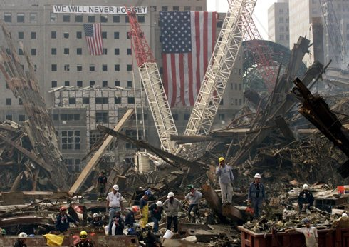 DESPERATE TIMES Should another 9/11 occur, Continuity of Governance plans developed during the Cold War go into effect  (Photo: Getty I