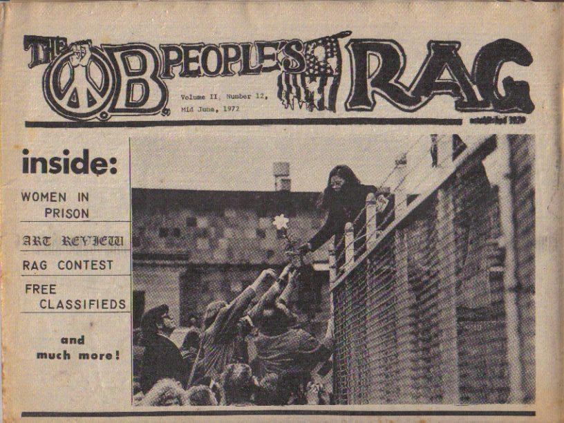 Vol. 2, No. 12 Mid-June 1972