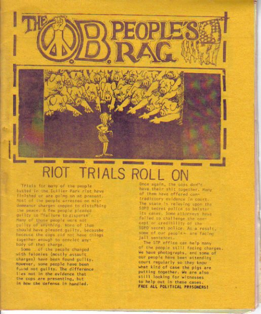 Vol. 1 early June 1971