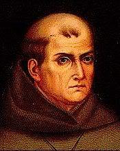 Franciscan friar Junípero Serra