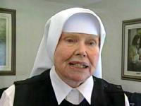 Mother Antonia - American nun is only outsider allowed into La Mesa Prison.