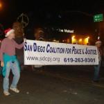 Ocean Beach Holiday Parade, Dec. 6th, 2008