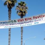 Ocean Beach Kite Festival, March 7, 2009