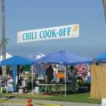 Chili Cook Off Area