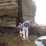 Navigating some slippery stones