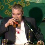 No shortage of alcohol consumption on Matt Cook Live