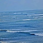 Sunset Cliffs surf spots - July 2009. Jim Grant
