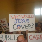 Who would Jesus cover?