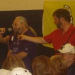 Monty Kroopkin speaks