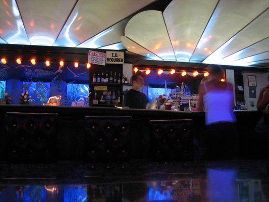 bars - pac shores