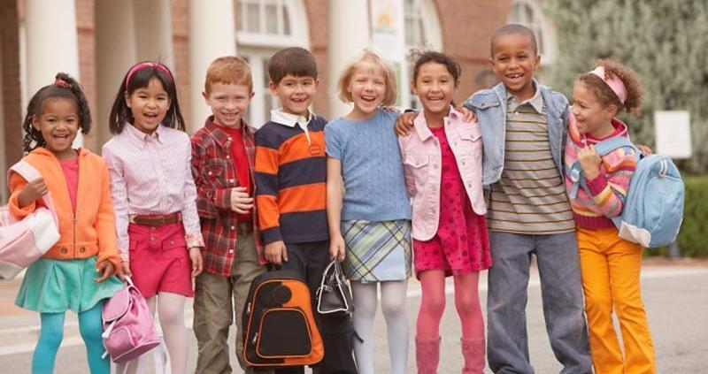 schoolchildren-