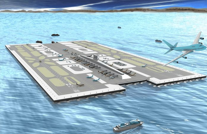 airport offshore