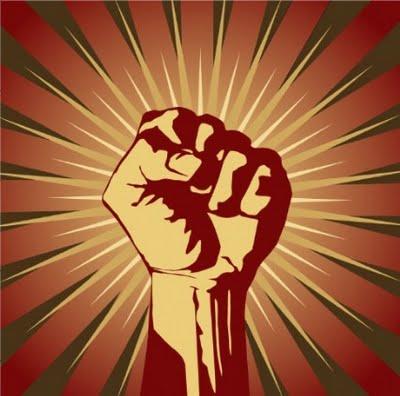 fist - politicalactivism