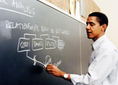 obama blackboard