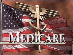 medicare flag