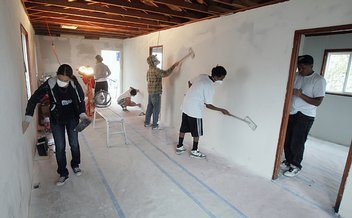 Cottage design classroom