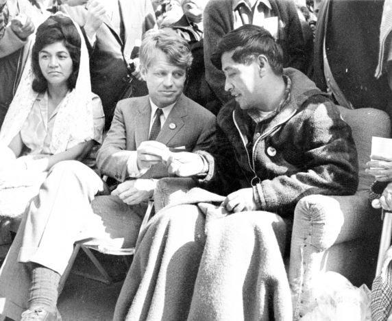 Helen, RFK, Cesar
